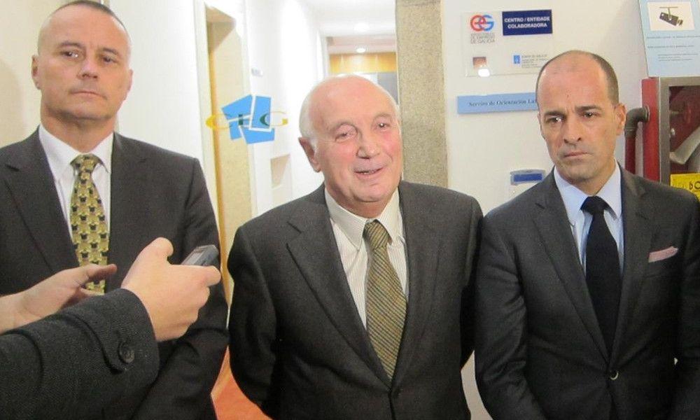 """La patronal critica a Pontevedra por """"desprestigiar"""" la institución"""