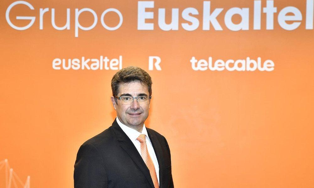 Zegona da un golpe de timón en Euskaltel y nombra consejero delegado