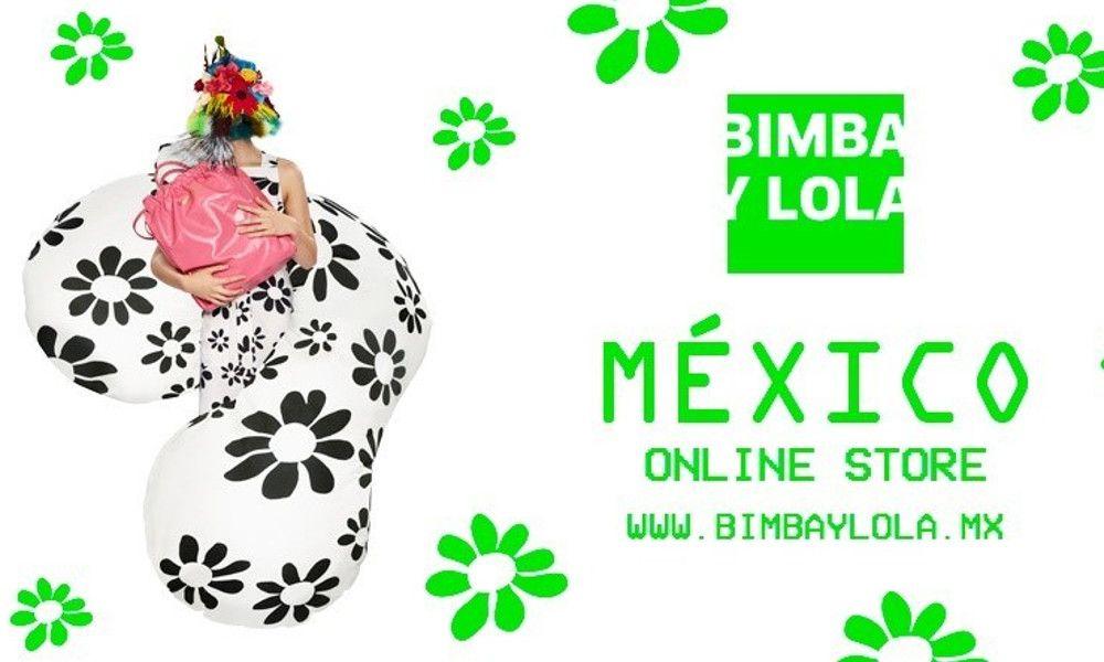 Bimba y Lola abre su primera tienda online en Latinoamérica