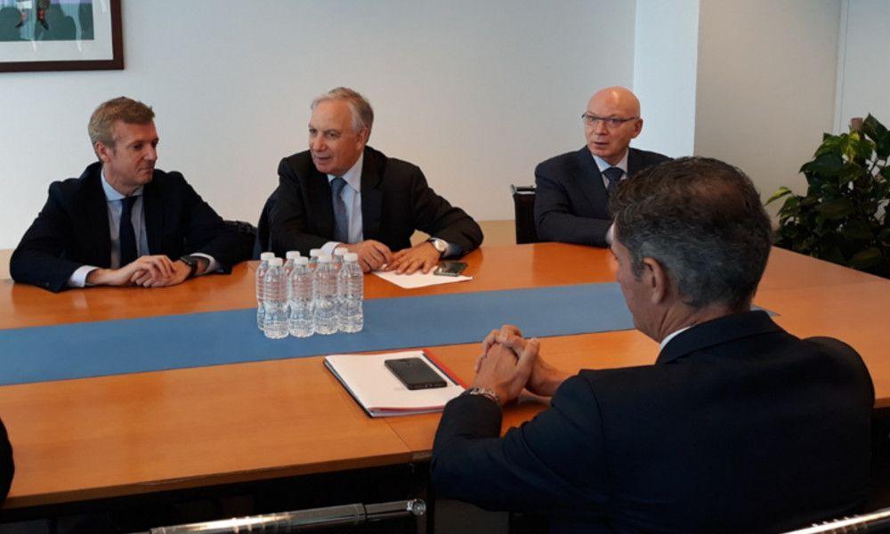 Egasa y Cirsa invertirán 5,5 millones en el nuevo casino de Vigo