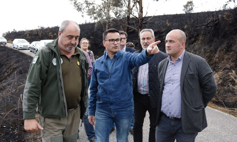 Cuánto costó el último gran incendio de Galicia