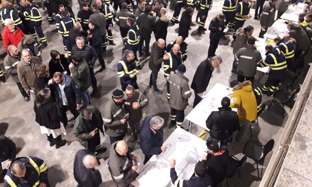 Ferrol respalda, a regañadientes, el plan estratégico de Navantia
