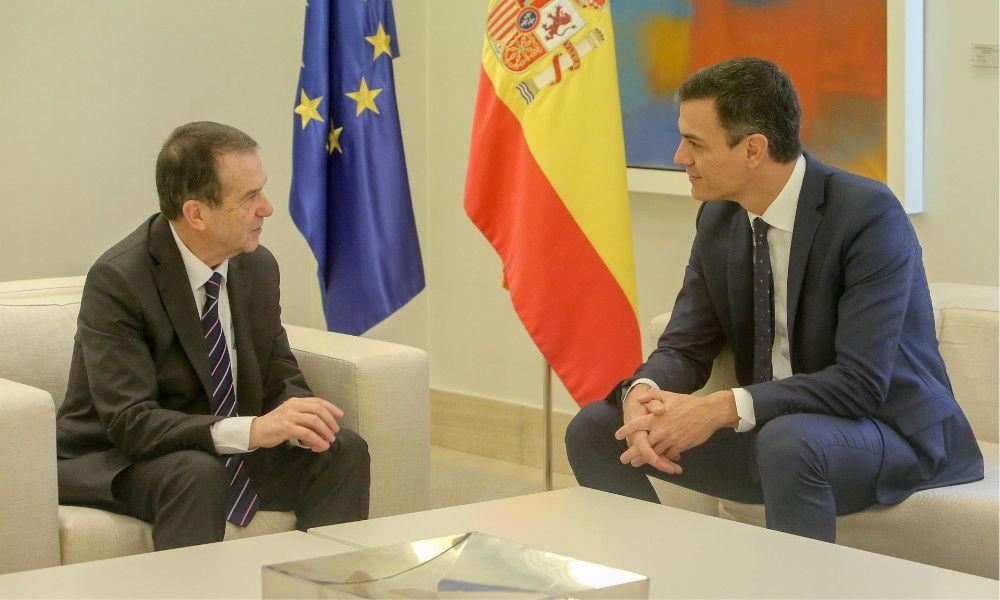 Abel Caballero pide a Sánchez un Consejo de Ministros en Vigo