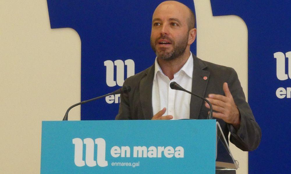 Ruptura total de En Marea: Villares y sus afines se van al grupo mixto