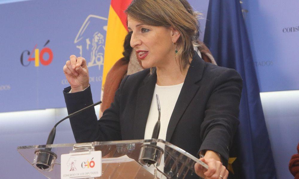 "Yolanda Díaz contra Tezanos: ""Las urnas castigarán a Pedro Sánchez"""