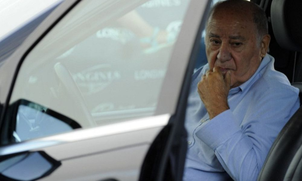 Amancio Ortega pone números a su imperio inmobiliario: 15.000 millones