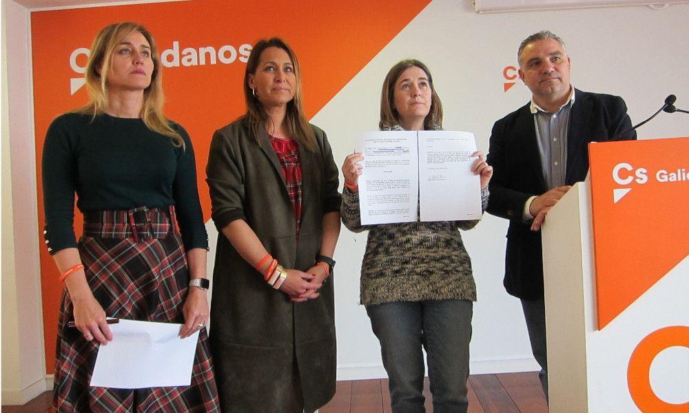 Ciudadanos Galicia atribuye su crisis a que estaba lleno de 'vagos'