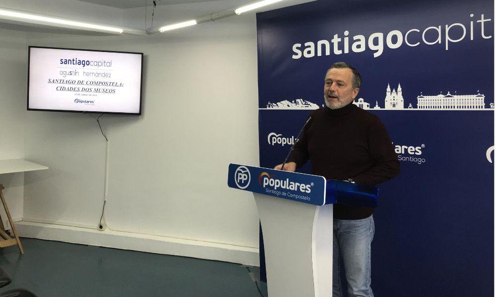 Feijóo coloca a Agustín Hernández en el Consello Económico e Social