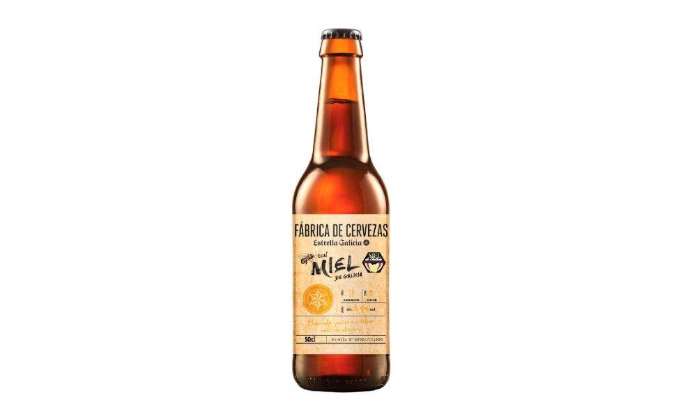 La nueva apuesta de Estrella Galicia: cerveza a base de miel gallega
