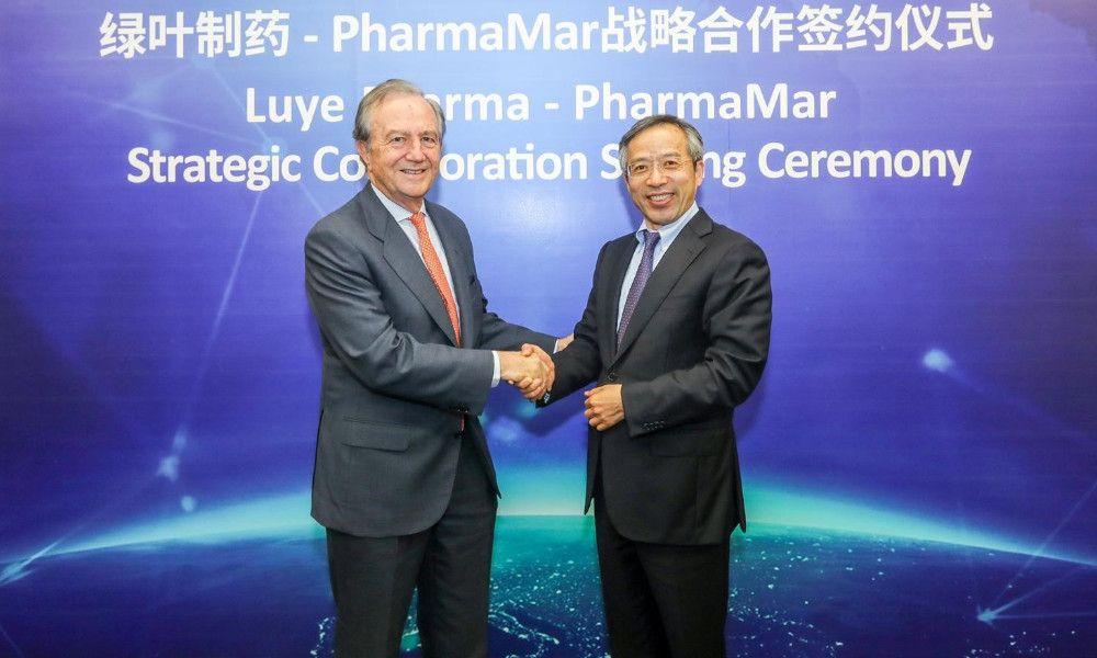Pharma Mar encuentra socio en China para impulsar su fármaco estrella