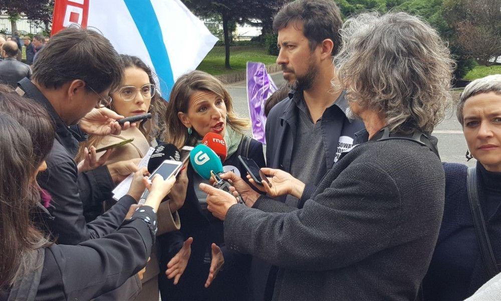 El PP carga contra Yolanda Díaz por la llegada de su asesor al consejo de Navantia