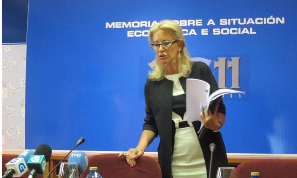 Feijóo recupera a Corina Porro para la primera línea política