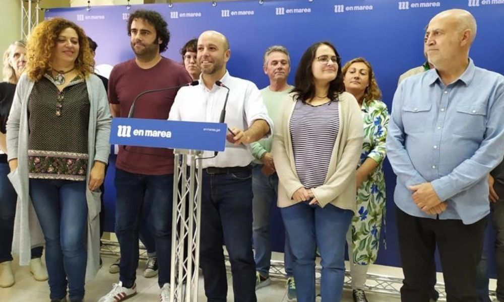 Nueva coalición el 12-J: En Marea pacta con Compromiso por Galicia