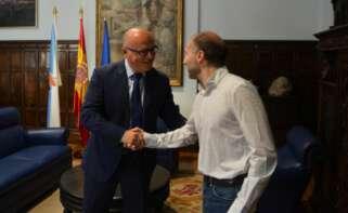 Vuelco en Ourense: el PP sale al rescate de Jácome y entra en el Gobierno
