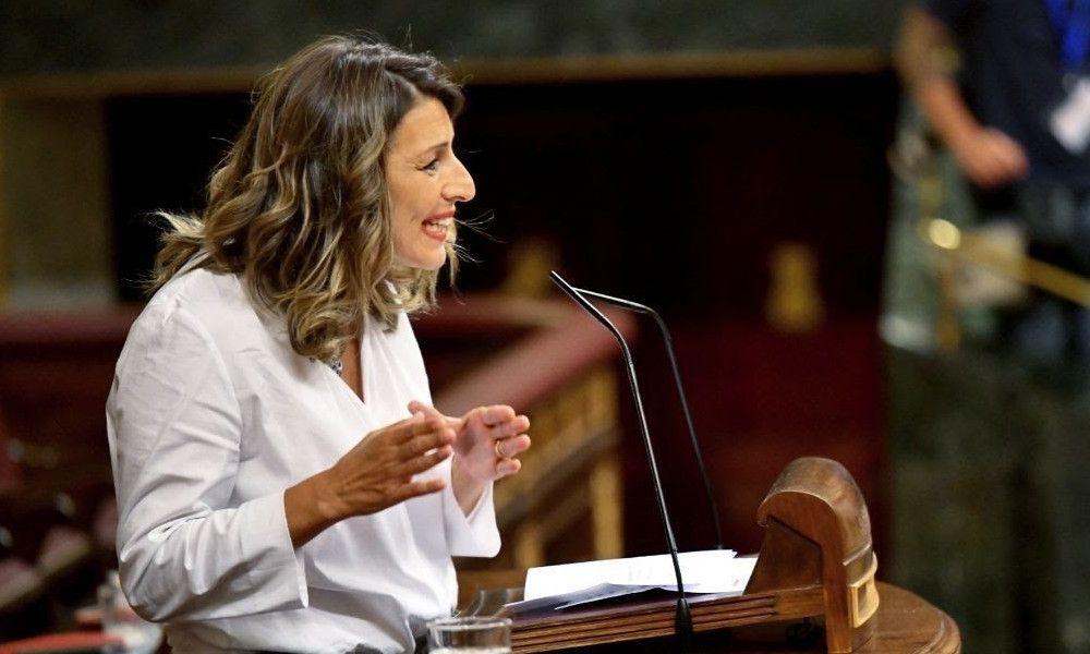 Yolanda Díaz ridiculiza a En Marea