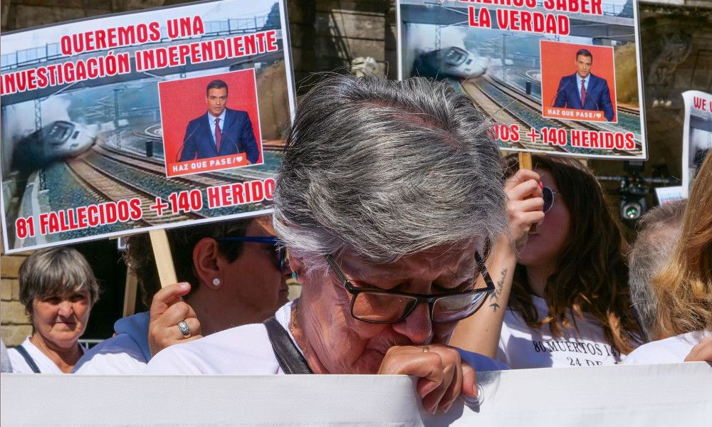 """Caso Angrois: siete años a la espera de """"la verdad y la justicia"""""""