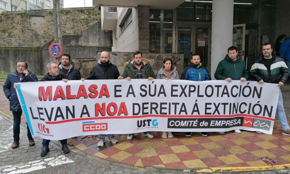 "La CIG avanza ""medidas legales"" contra Malasa, proveedor de Inditex"