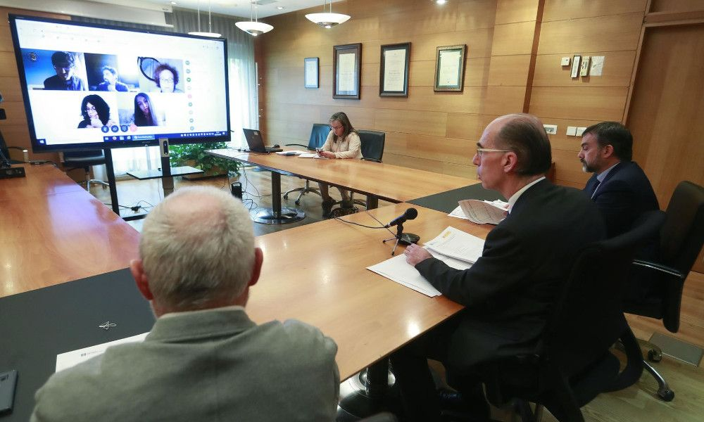 """Covid-19: La Xunta """"adaptará"""" su estudio a la baja calidad de los test"""