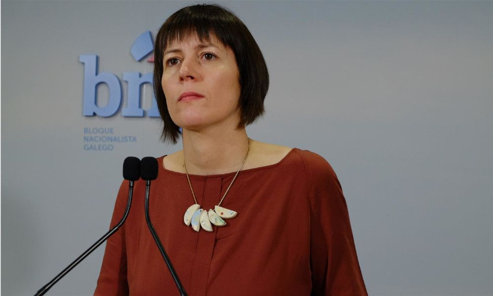 """El BNG pide ayuda contra """"el mitin diario"""" de Feijóo en televisión"""