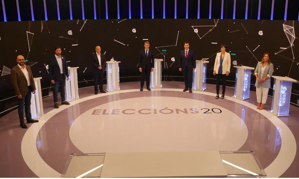 Ni una sola solución para la crisis en tres horas de debate electoral