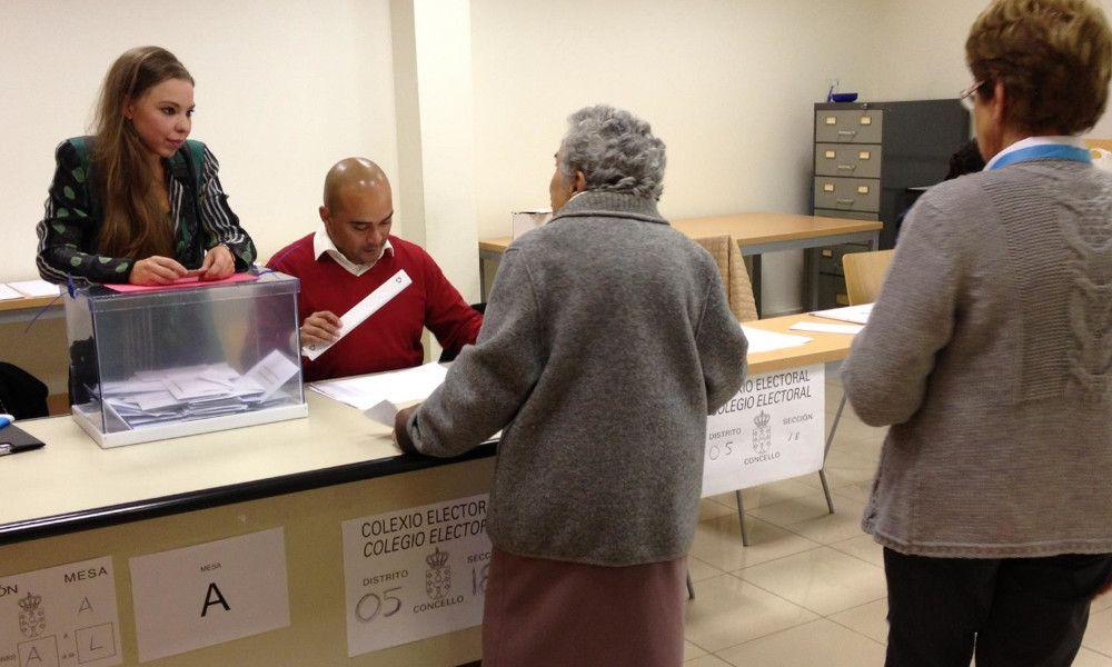 El Covid-19 aumenta las renuncias a las mesas electorales