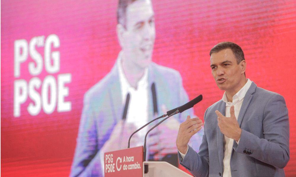 Pedro Sánchez abre la puerta al rescate de Alcoa
