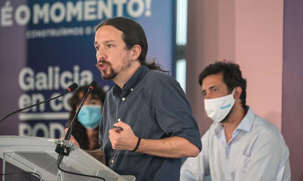 """Podemos salva a Iglesias y culpa a las """"peleas internas"""" de la debacle"""