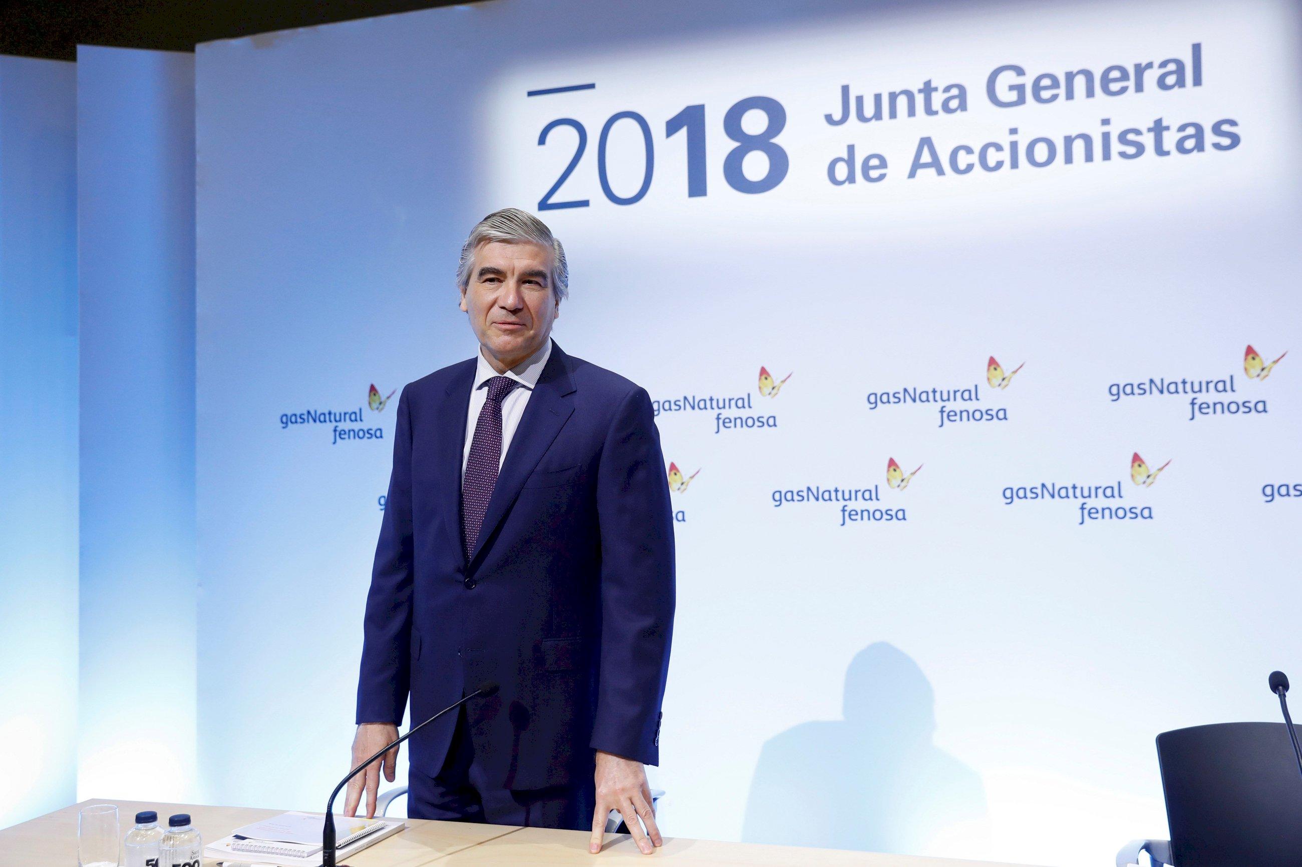 La revolución de Reynés en Naturgy hunde los resultados de las IBEX