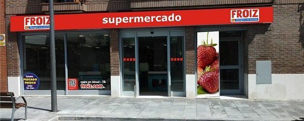 Froiz compra Supermercados Moldes y asume la totalidad de la plantilla