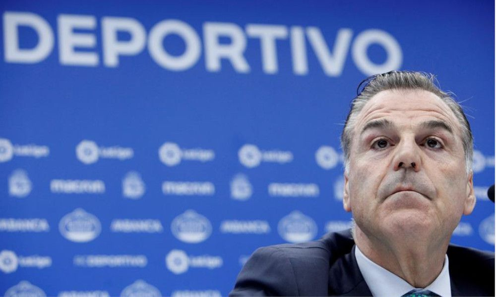 El Deportivo pide recusar al juez de disciplina social de la Liga