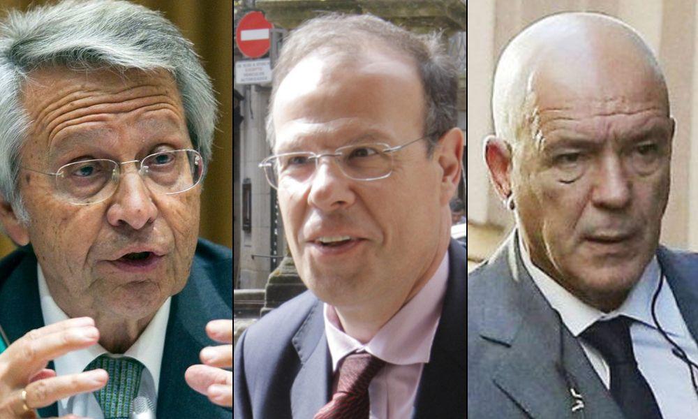 Gayoso, Pego y Gorriarán, al banquillo por blanqueo en la compra de Alfageme