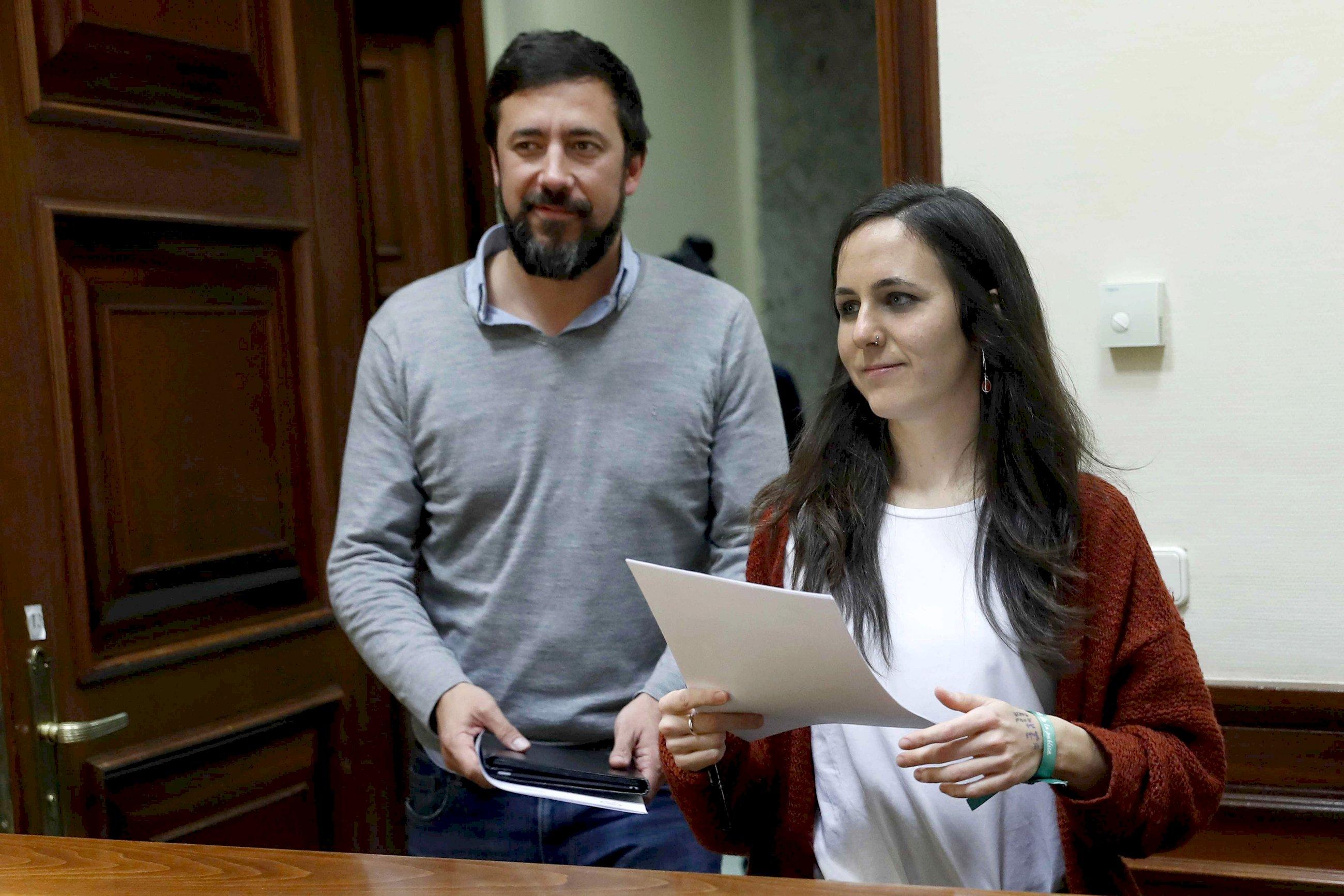 Gómez-Reino aspira a relevar a Carmen Santos al frente de Podemos Galicia