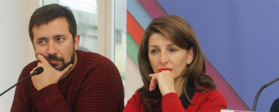 Líderes municipales de Podemos piden el cese de Antón Gómez-Reino