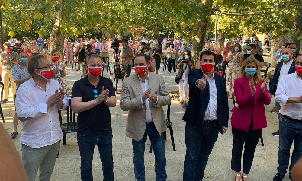 """Ábalos: """"Galicia no puede ser una trinchera frente al Gobierno"""""""