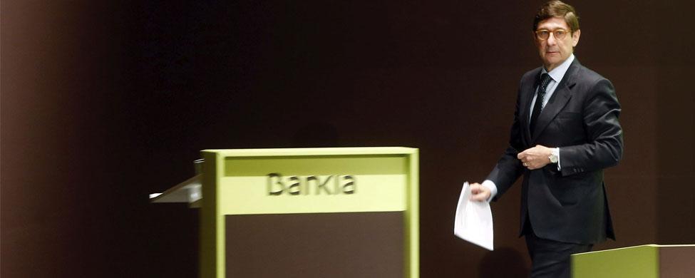 Bankia arranca el año con menos beneficio del esperado