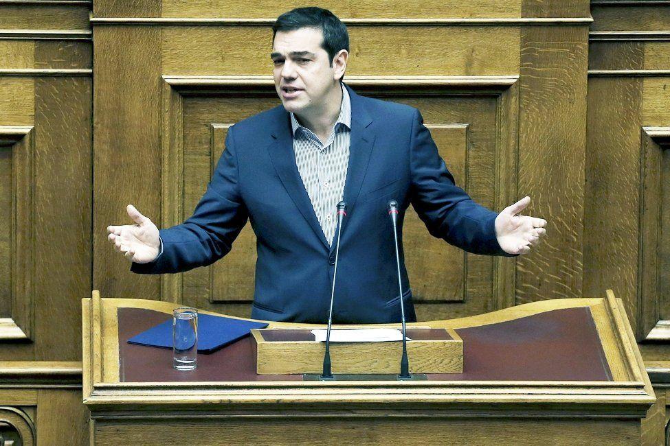 Grecia vuelve al mercado