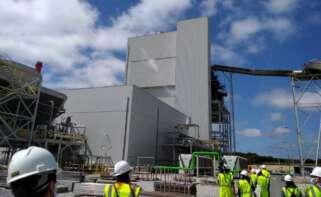 Greenalia ficha a una empresa madrileña para vender electricidad de su planta de biomasa