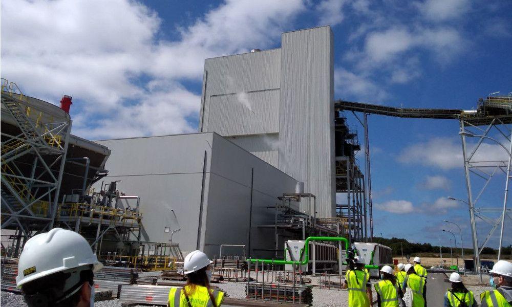 Nueve de cada diez megavatios de biomasa en Galicia son de Ence o Greenalia