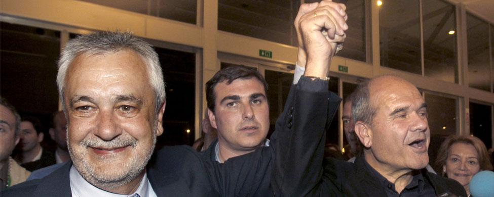 El Supremo cree que Chaves y Griñán cometieron prevaricación en el 'caso de los ERE'
