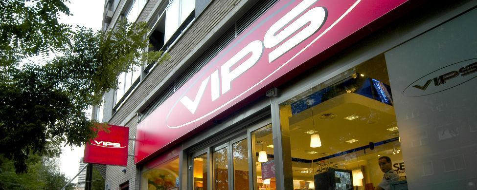 El Grupo VIPS se encomienda a las franquicias para escapar de los números rojos