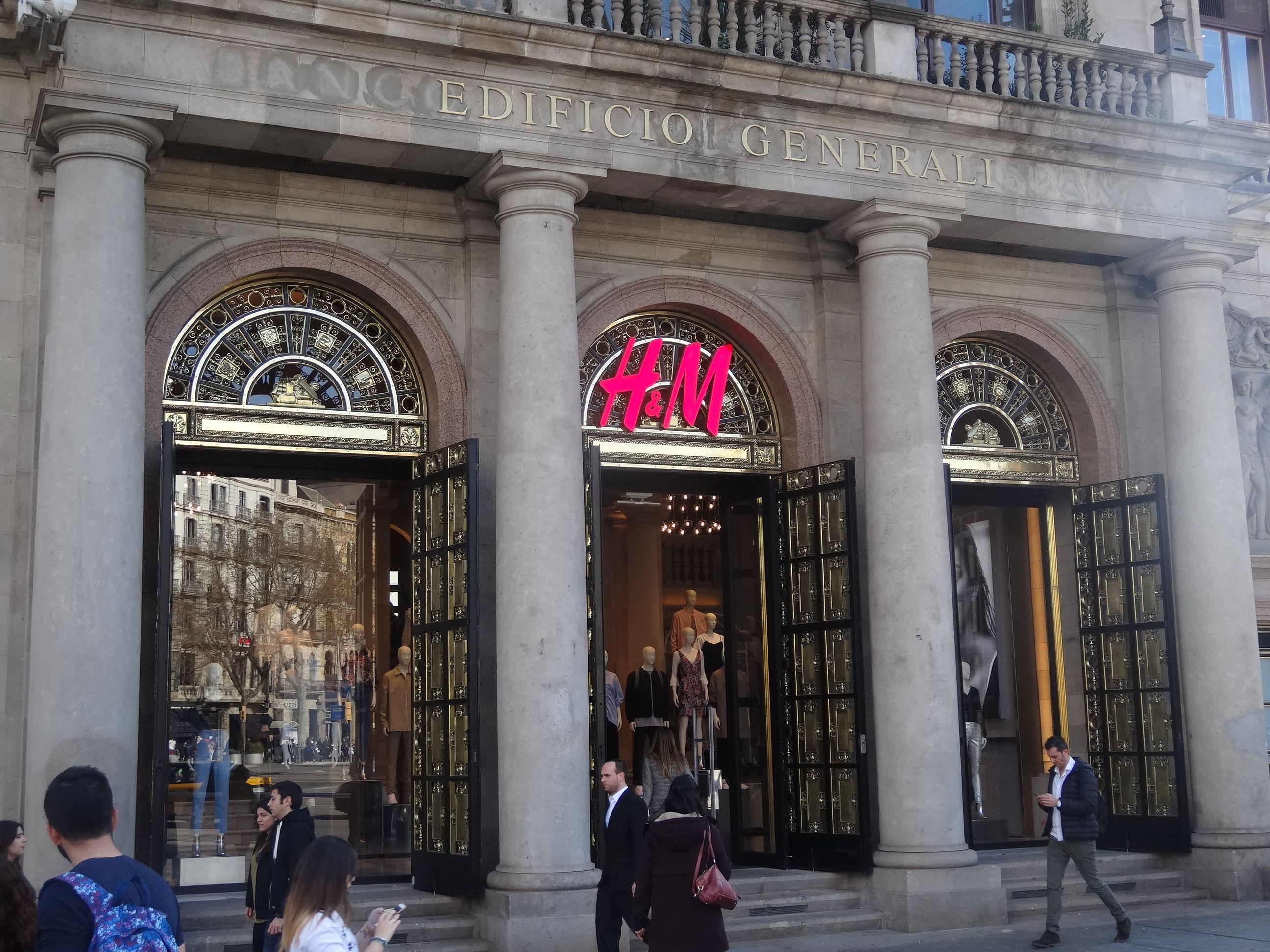 La pandemia se comió el 30% de las ventas en España de H&M