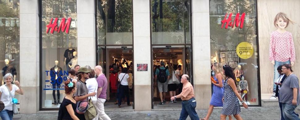 H&M y Gap plantan cara a Inditex en España