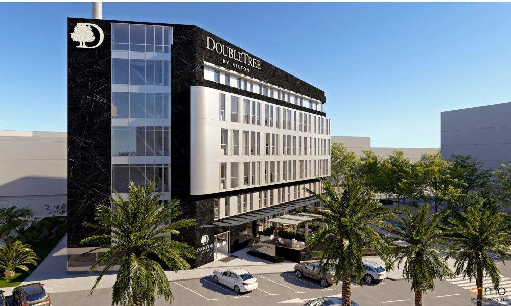 Hotel de la cadena estadounidense Hilton en A Coruña