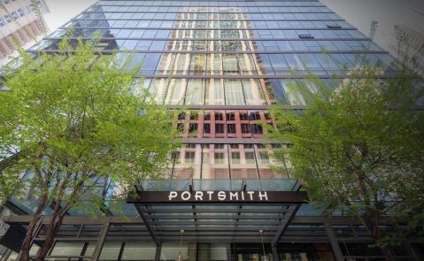 Hotel adquirido por Pontegadea en Chicago