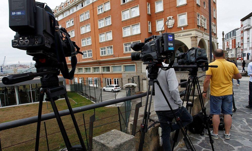 Cuatro confinados en A Coruña por estar en contacto con el Fuenlabrada
