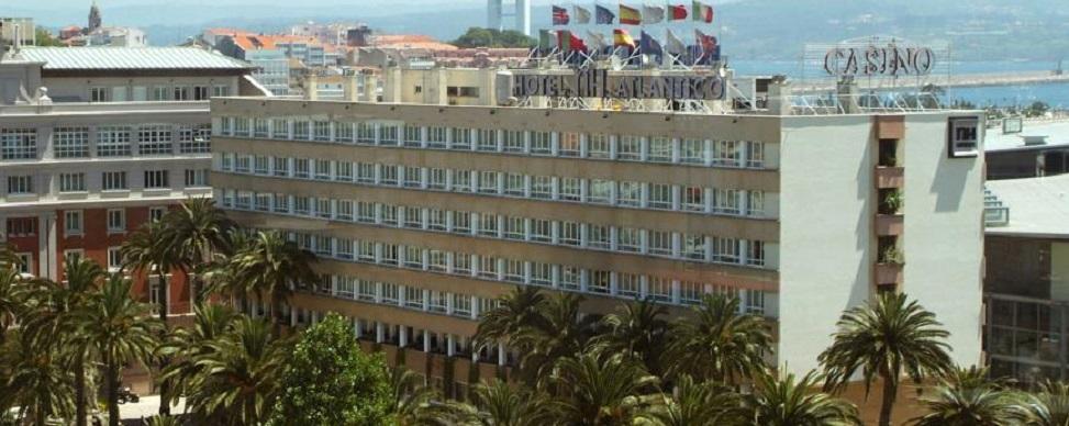El chollo del Hotel Atlántico: la concesionaria paga 2.500 euros y cobra medio millón a NH