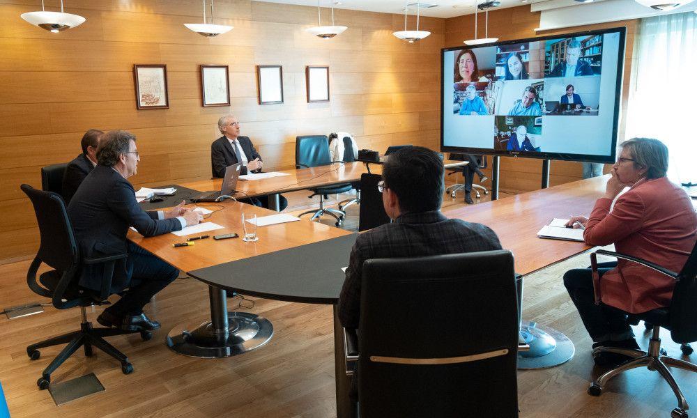 El grupo de sabios de Feijóo quiere incentivar fusiones entre empresas