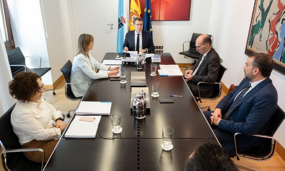 La Xunta releva al director de la residencia integrada de Ourense