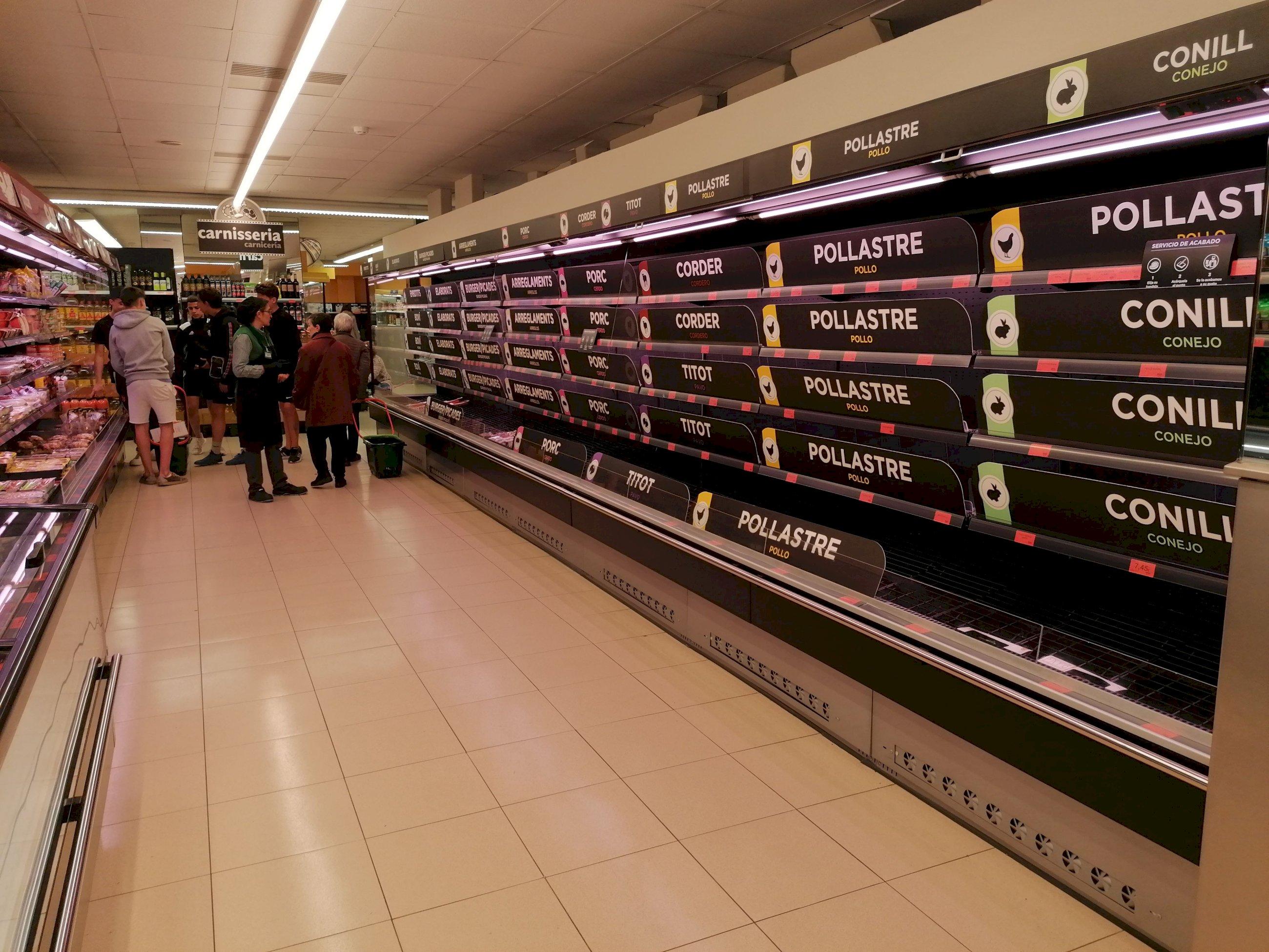 Mercadona retrata qué consumen los españoles en el confinamiento