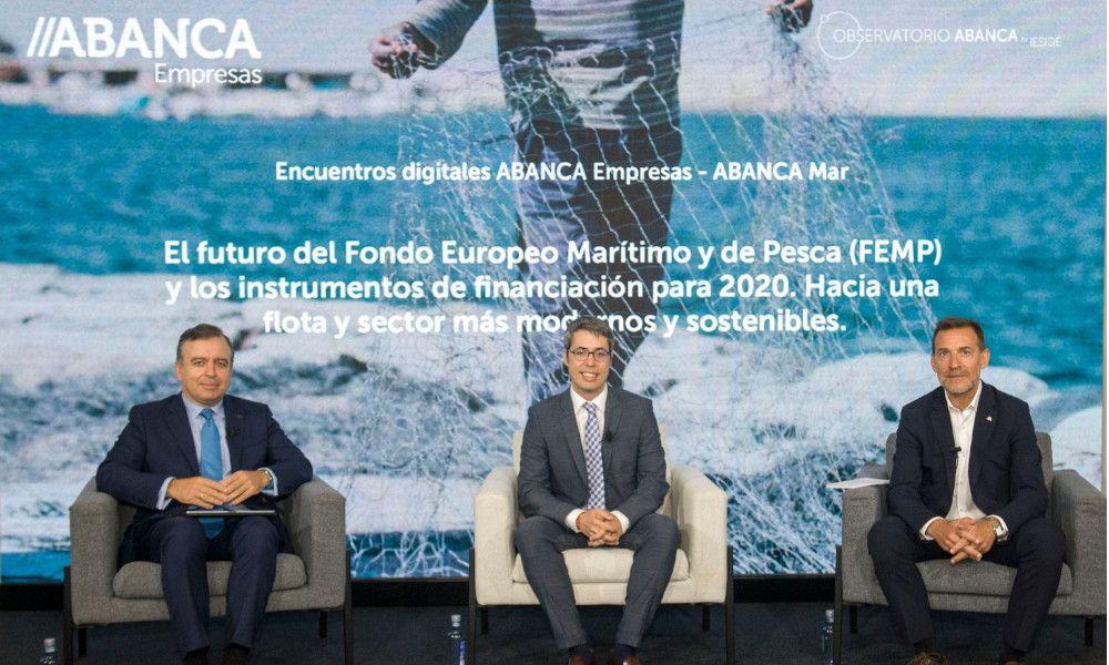Mar y pesca en el estreno de los Encuentros Digitales de Abanca